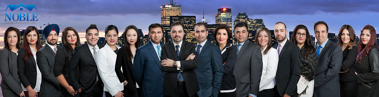 Noble Mortgages Group Picture