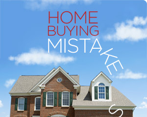 Common Mistakes made by New Homebuyers