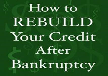Rebuilding your Credit, is it possible?