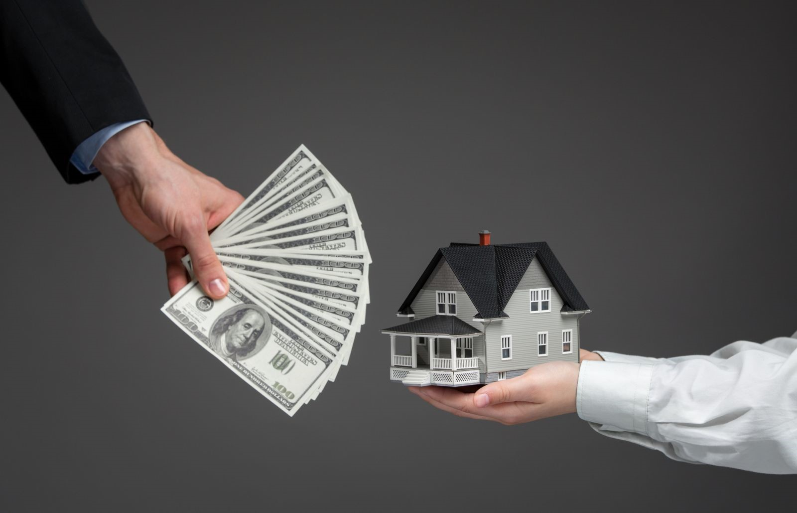 Preparing yourself monetarily for your first home